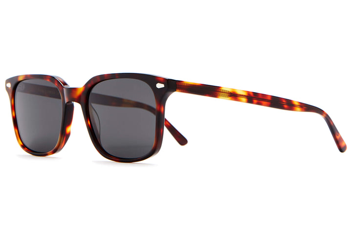 The Conga Jet - Dark Tortoise - / Polarized Grey - Sunglasses
