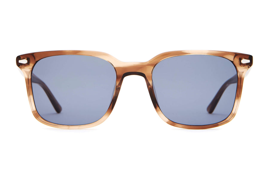The Conga Jet - Dust Demi Tortoise - / Vintage Blue - Sunglasses