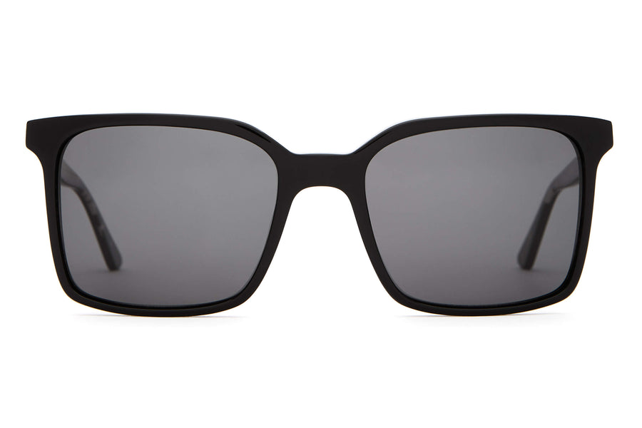 The Conga Jet XL - Black - / Polarized Grey - Sunglasses