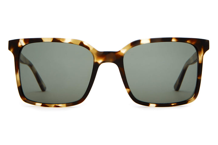 The Conga Jet XL - Jaguar Tortoise - / Polarized G15 - Sunglasses