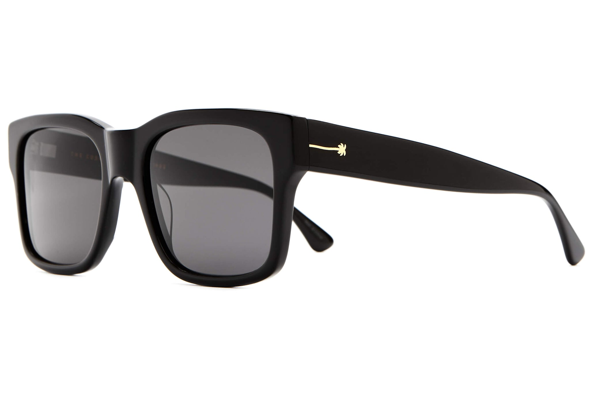 The Cosmic Freeway - Black - / Grey - Sunglasses
