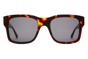 The Cosmic Freeway - Dark Tortoise - / Grey - Sunglasses