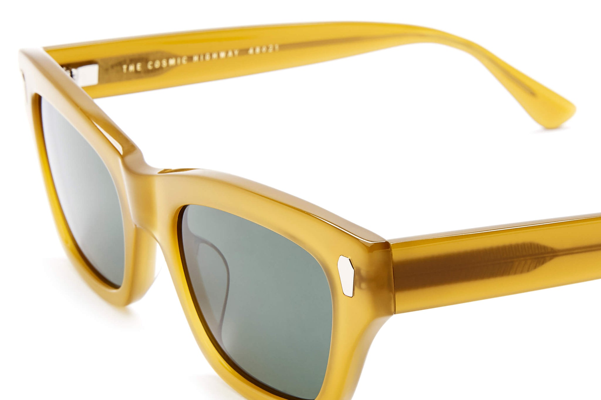 The Cosmic Highway - Agave - / Polarized G15 - Sunglasses