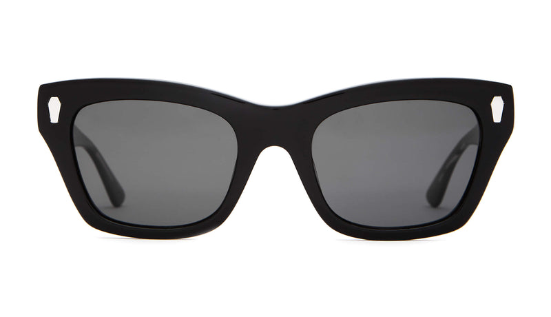 The Cosmic Highway - Black - / Polarized Grey - Sunglasses