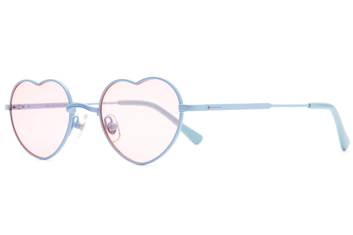 The Doctor Love - Powder Blue - / Pink - Sunglasses