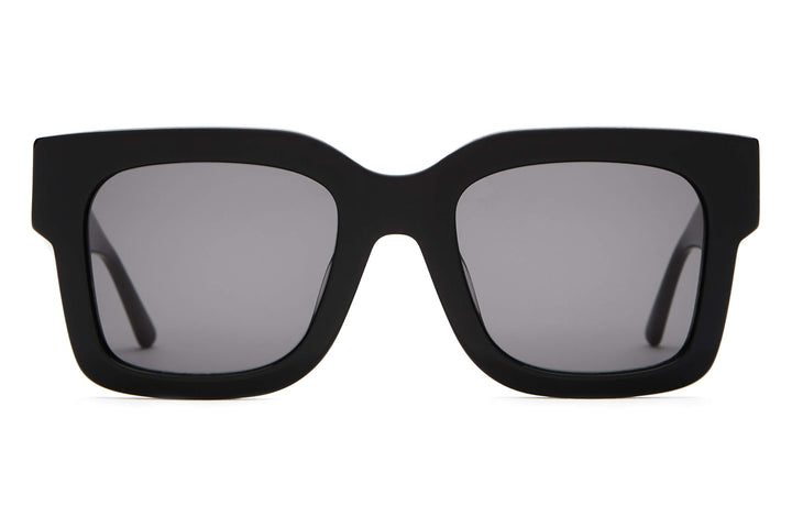 The Downtown Purr - Black - / Grey - Sunglasses