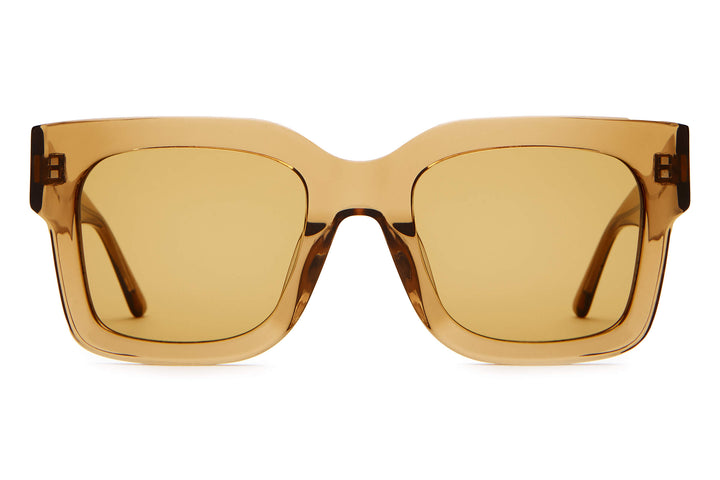 The Downtown Purr - Crystal Sand - / Mustard - Sunglasses