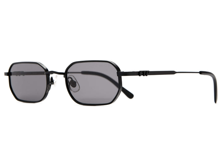 The FTP Wire - Matte Black - / Grey - Sunglasses