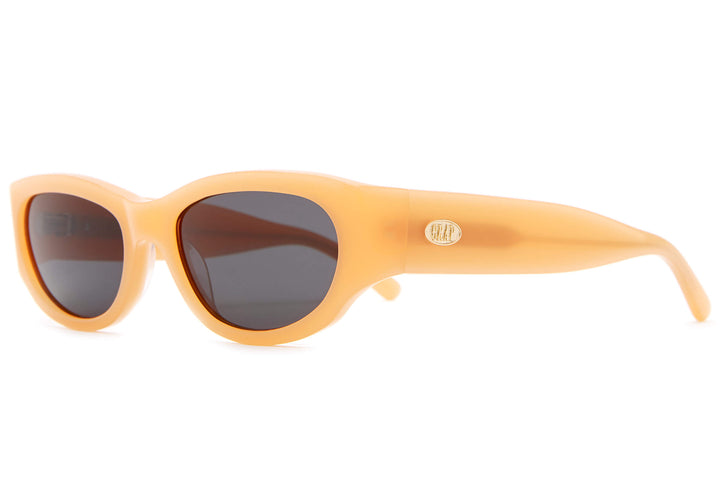 The Funk Punk - Bleached Neon Orange - / Grey - Sunglasses