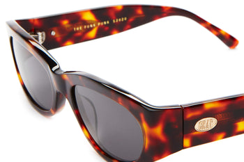 The Funk Punk - Dark Tortoise - / Grey - Sunglasses