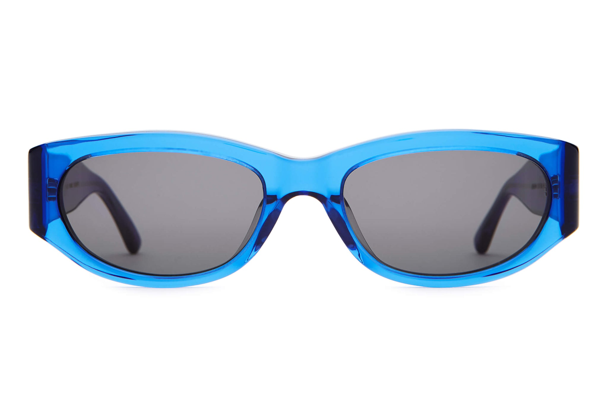 The Funk Punk - Deep Blue - / Grey - Sunglasses
