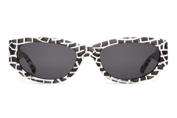 The Funk Punk - Psychedelic Brick - / Grey - Sunglasses