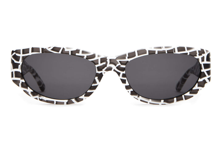 ca285ed0e3 The Funk Punk - Psychedelic Brick - / Grey - Sunglasses ...