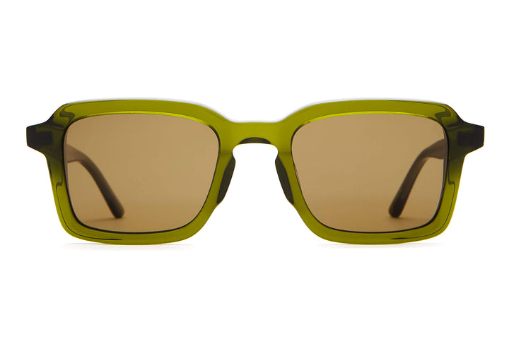The Heavy Tropix - Crystal Olive Bio Polarized