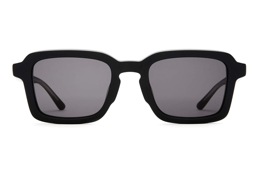 The Heavy Tropix - Matte Black - / Grey - Sunglasses
