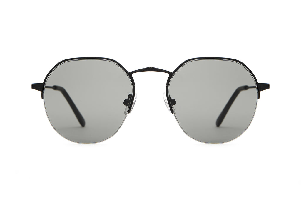 The Joy Brigade - Matte Black - / Grey - Sunglasses