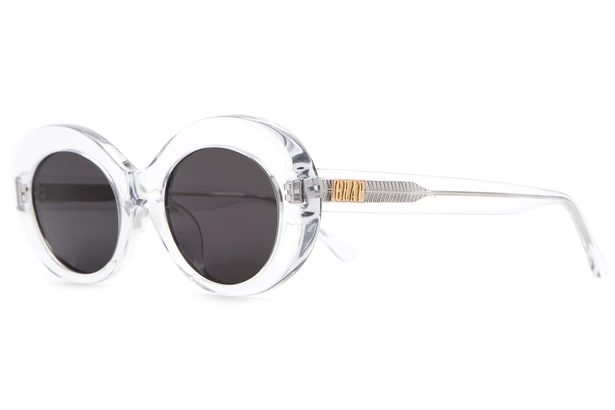 The Love Tempo - Crystal - / Grey - Sunglasses
