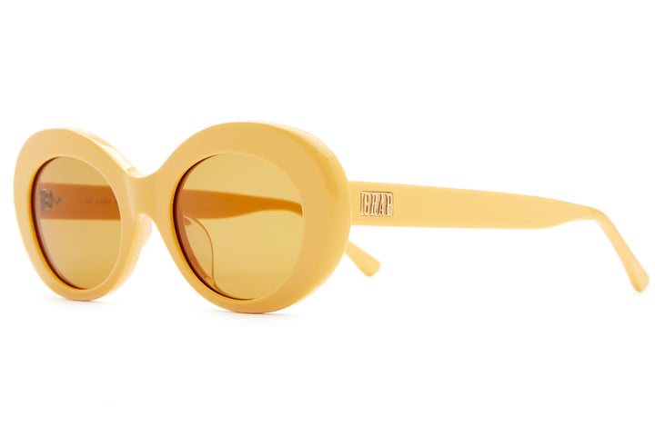 The Love Tempo - Sunshine Yellow - / Mustard - Sunglasses