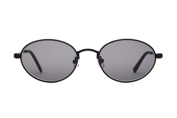 The New Riddim - Matte Black - / Grey - Sunglasses