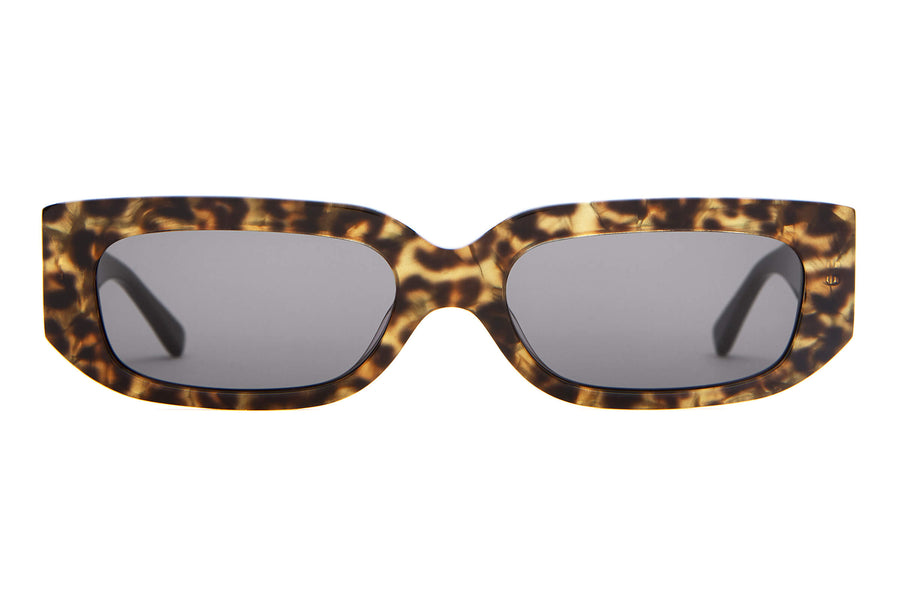 The Paradise Machine - Night  Leopard - / Grey - Sunglasses