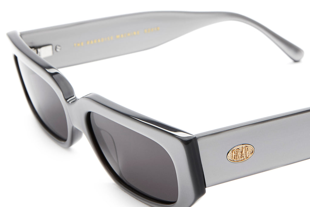 The Paradise Machine - Reflective Shark Grey - / Grey - Sunglasses
