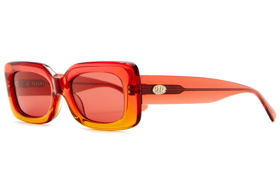 The Rosie Boy by Paramore - Crystal Sunset - / Deep Rose - Sunglasses