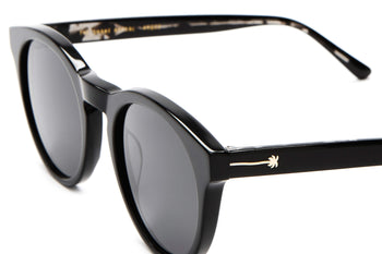 The Shake Appeal - Black - / Polarized Grey - Sunglasses