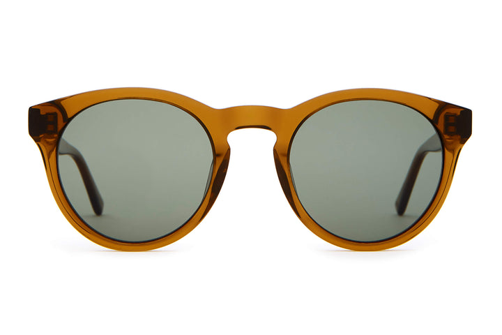 The Shake Appeal - Crystal Hemp - / Polarized G15 - Sunglasses