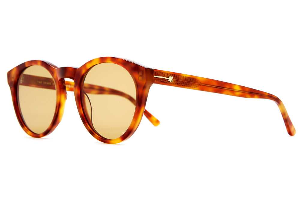 The Shake Appeal - Havana Tortoise - / Mustard - Sunglasses