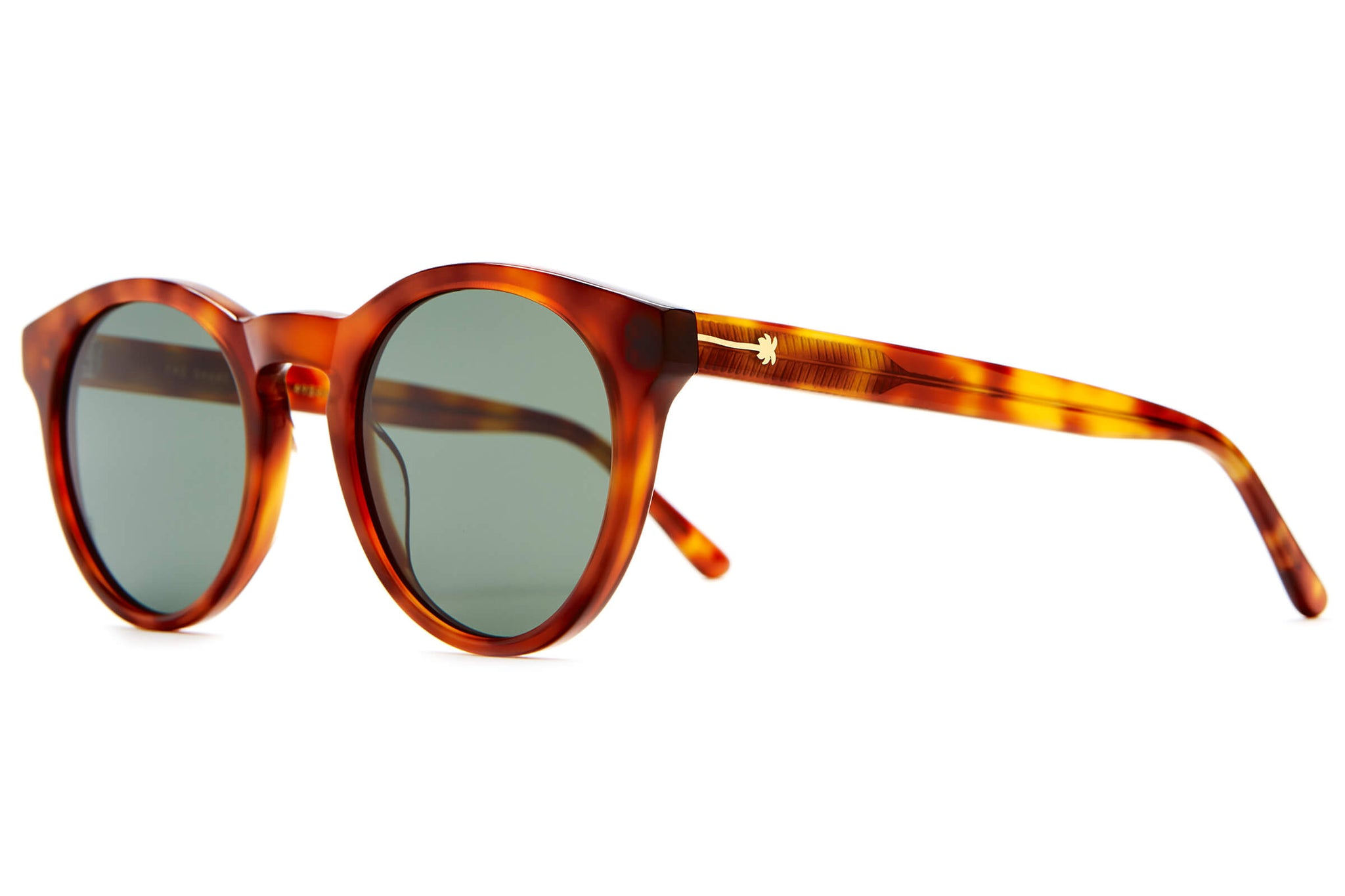 The Shake Appeal - Havana Tortoise - / Polarized G15 - Sunglasses