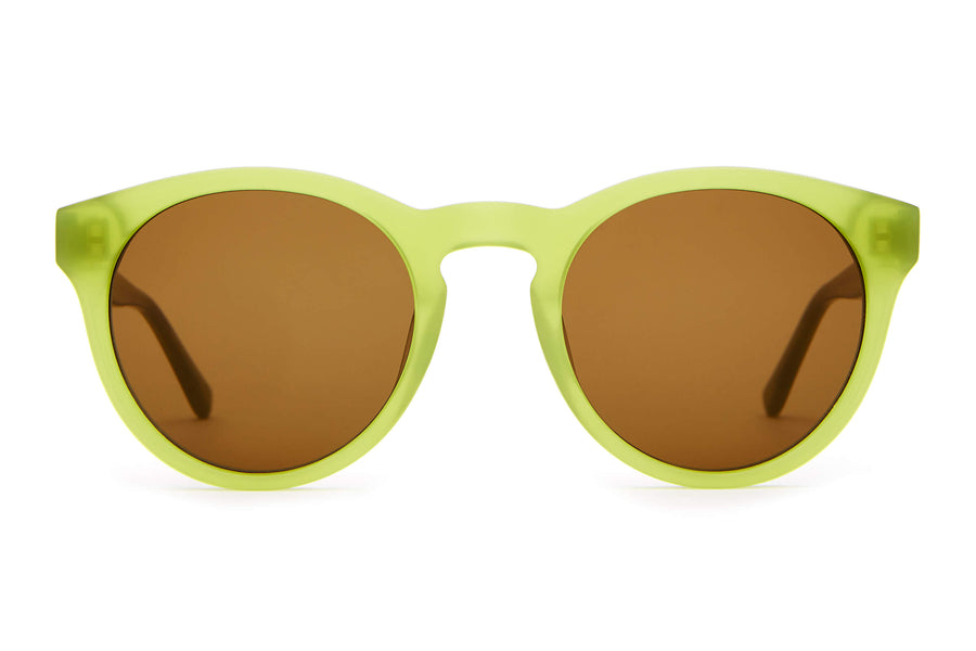 The Shake Appeal - Kiwi - / Amber - Sunglasses