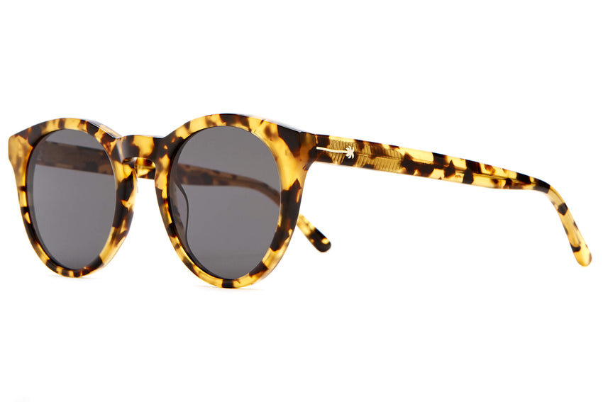 The Shake Appeal - Tokyo Tortoise - / Grey - Sunglasses