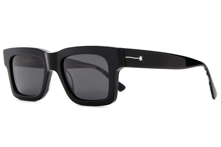 The Speedway - Black - / Polarized Grey - Sunglasses