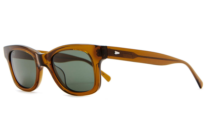 The Suntan Underground - Crystal Hemp - / Polarized G15 - Sunglasses