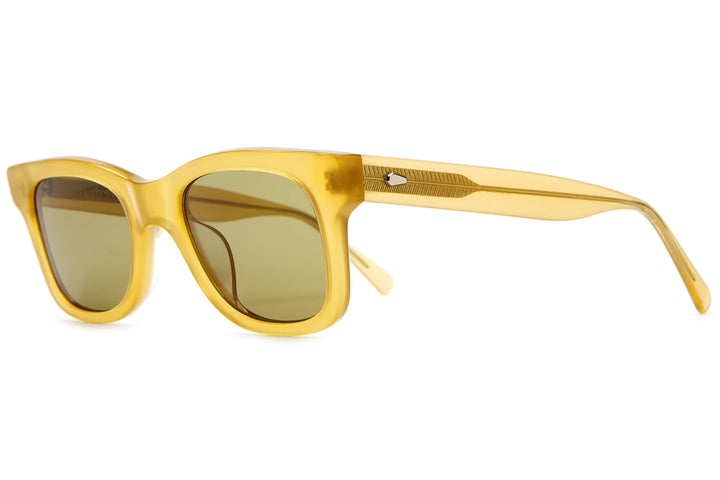 The Suntan Underground - Honey - / Olive - Sunglasses