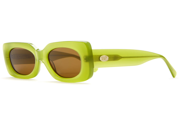 The Supa Phreek - Kiwi - / Amber - Sunglasses