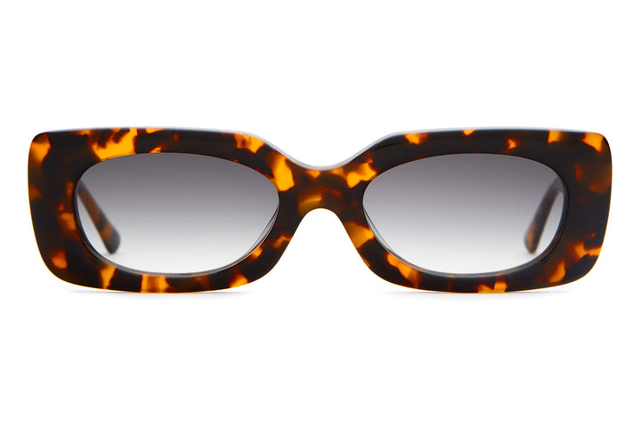 The Supa Phreek - Rum Havana Tortoise / Grey Gradient - Sunglasses