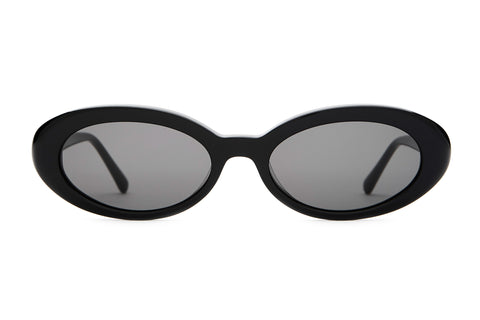 The Sweet Leaf - Black - / Grey - Sunglasses