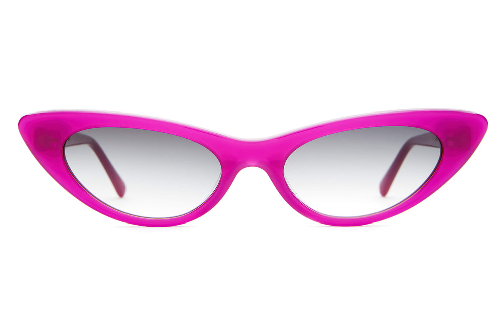 The Ultra Jungle - Dragonfruit - / Grey Gradient - Sunglasses