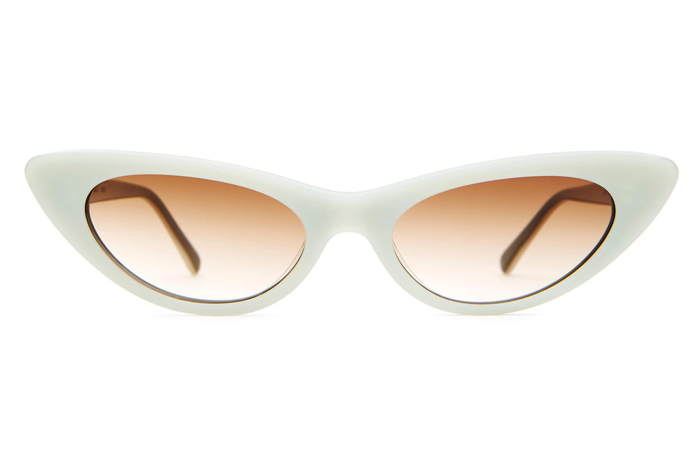 The Ultra Jungle -  Jade - / Amber Gradient - Sunglasses