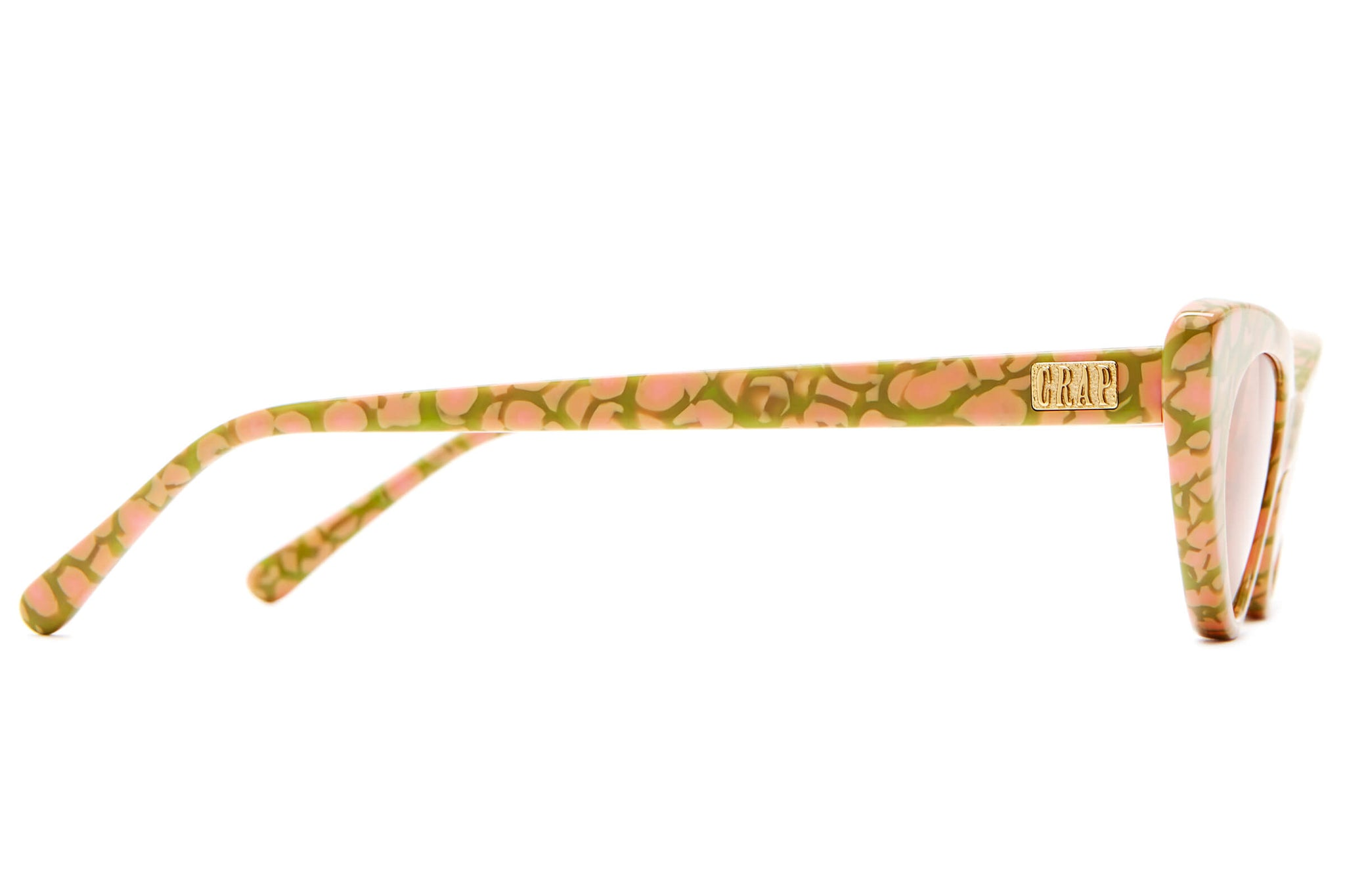 The Ultra Jungle -  Pink Ambrosia - / Orange Tint - Sunglasses