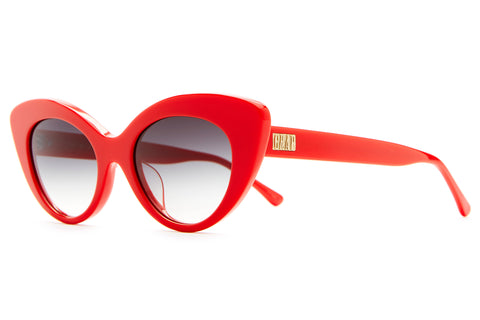 The Wild Gift - Cherry Red - / Grey Gradient - Sunglasses