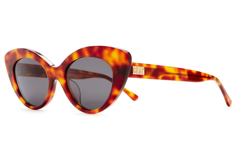 The Wild Gift - Havana Tortoise - / Grey - Sunglasses