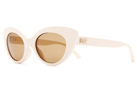 The Wild Gift - Matte Dusted Rose - w/ Bronze Mirror Lenses - Sunglasses