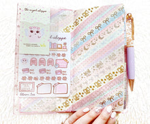 Load image into Gallery viewer, HOBONICHI (REGULAR + MEGA COVER) - designed by the Angel Shoppe