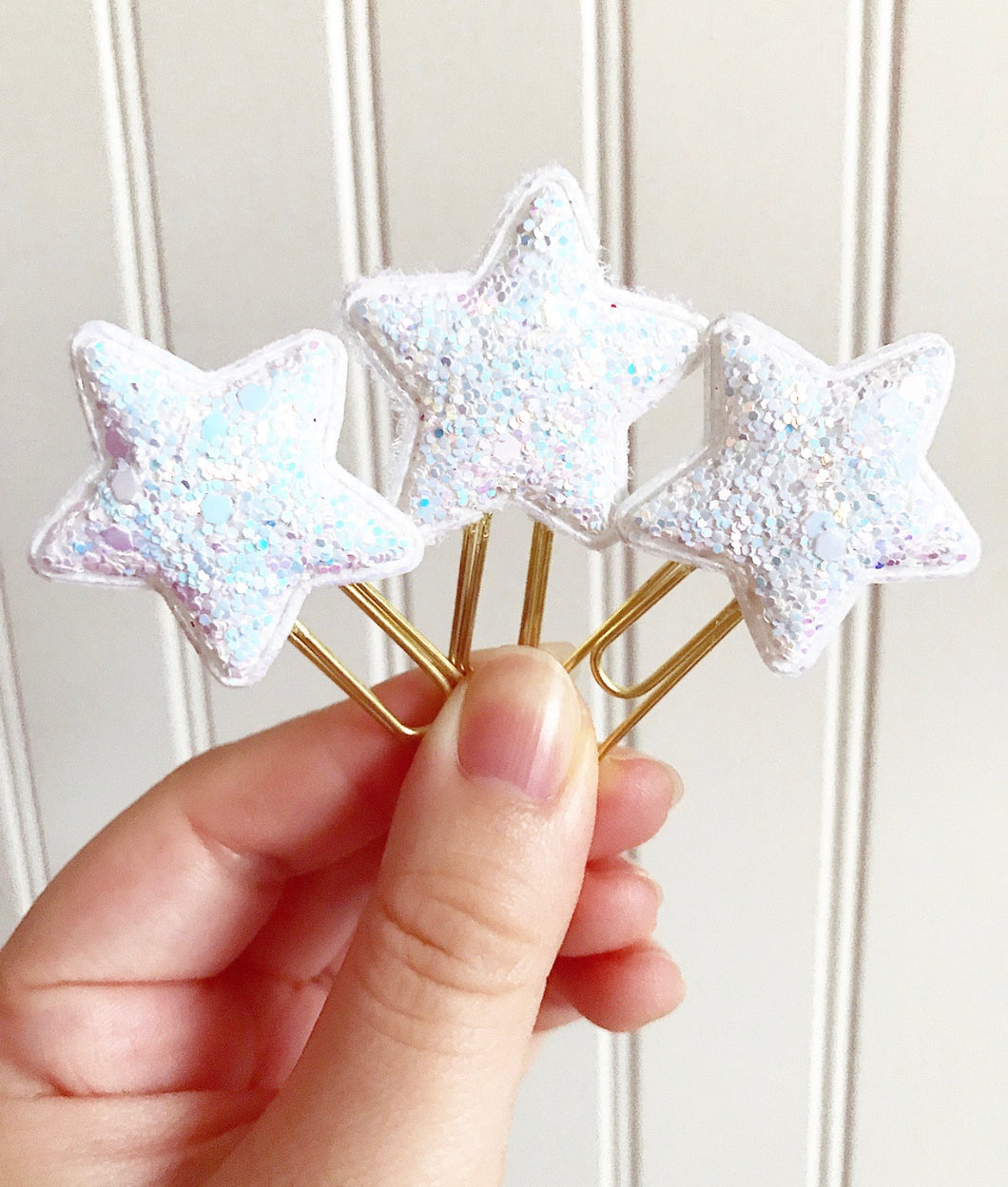Dream Star Clips (holographic)