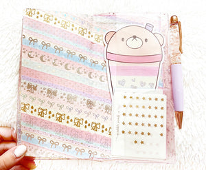 HOBONICHI (REGULAR + MEGA COVER) - designed by the Angel Shoppe