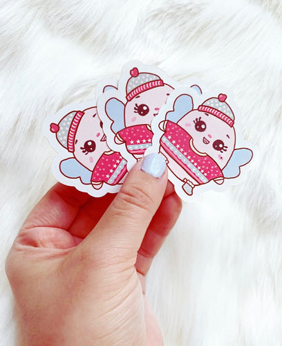 cozy BUBZ diecut / sticker