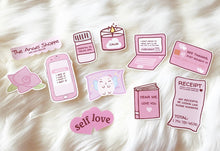 DELUXE self care dieCut pack