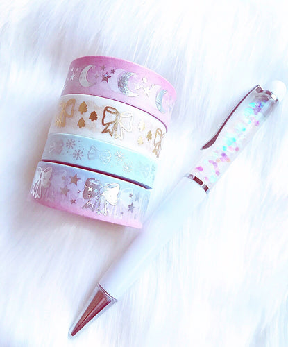 STAR GAZING WASHI TAPE (BUNDLE): Limited Edition - no coupon codes